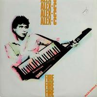 ALEX C - Fire (1987)