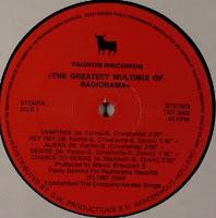 RADIORAMA - The Greatest Multimix Of Radiorama (1987)