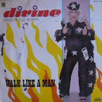 DIVINE - Walk Like A Man (1985)