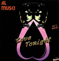 AL MUSCI - Love Tonight (1986)