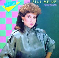 MANDY - Fill Me Up (1985)