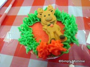 basic cupcake decorating