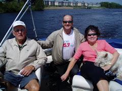 Drew, Oscar & Sue