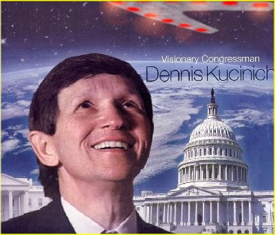 Dennis Kucinich & UFO
