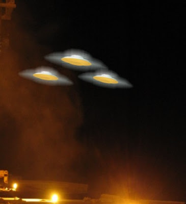 UFOs Over Phoenix
