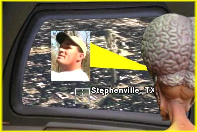 Alien Surveillance of Stephenville & Sorrells
