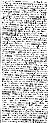 The First Discovery of Columbus (B) - The New York Times 8-7-1854