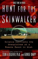 Hunt for The Skinwalker (Book Cover - Sml)