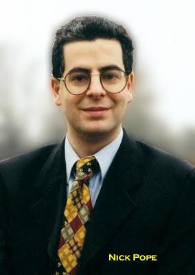 Nick Pope