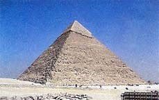 Khafre pyramid