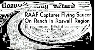 How The Roswell Crash Happened