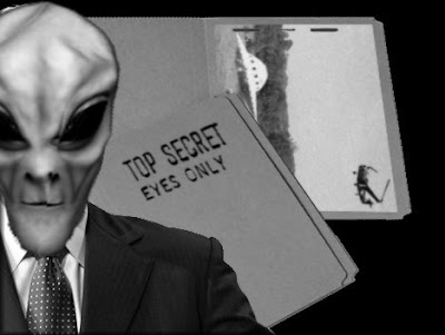 Alien abduction? Defence's X-Files are lost in space