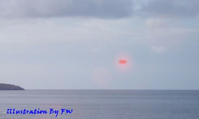 UFO Over Bantry Bay