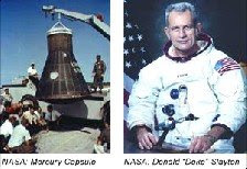 Mercury Capsule & Deke Slayton