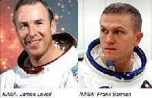 James Lovell & Frank Borman