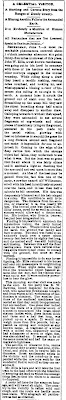 A Celestial Visitor - The Daily Nebraska State Journal 6-8-1884