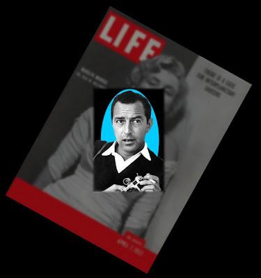 Allan Grant & Life Magazine Theme