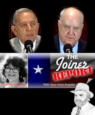 Bob Salas & Colonel Dwynne Arneson (Ret) on The Joiner Report with Host Frank Warren