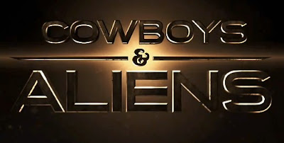 Cowboys and Aliens The Movie