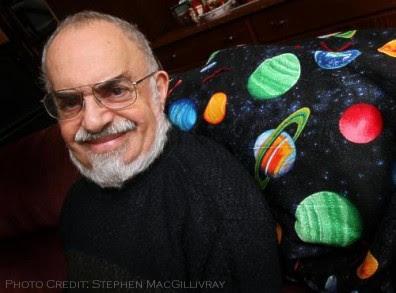 Stan Friedman at Home January 2011