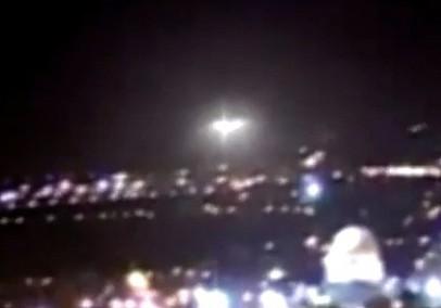Jerusalem UFO Hoax Video