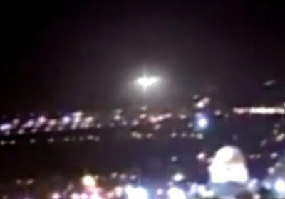 Jerusalem UFO Still From Video (4)