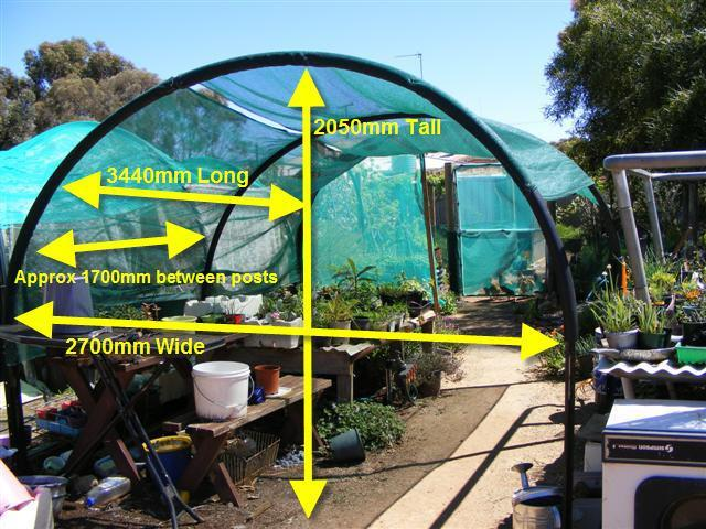 shade scarecrow's garden shade supports,Shade House Plans