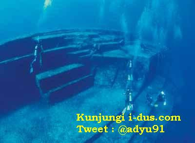info-unikz.blogspot.com - 7 Keajaiban Dunia yang Terletak di Bawah Laut