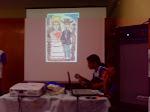 apresentação de xilogravura
