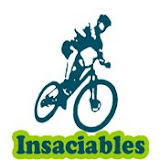 Insaciables mountainbikers Santo Dominingo