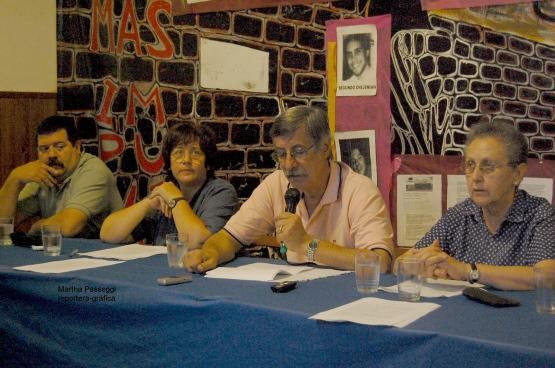 Conferencia de Prensa en Crysol