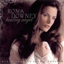 "Roma Downey is my inspiration from the show ""Touched by an Angel """