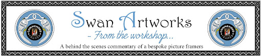 Swan Artworks - from the workshop