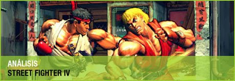Análisis Street Fighter IV