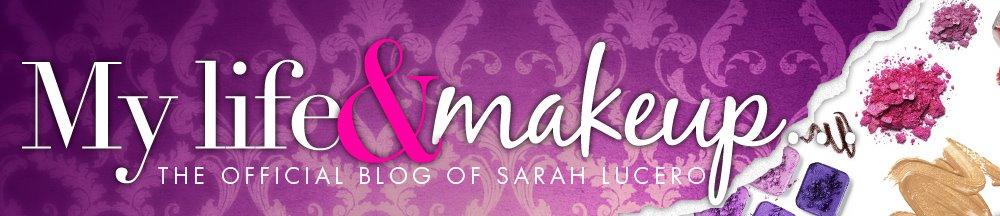 Sarah Lucero: Celebrity Makeup Artist