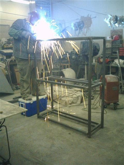 Rob welding