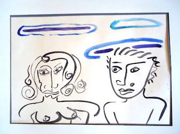 Desenhos Rômulo Bruzzi