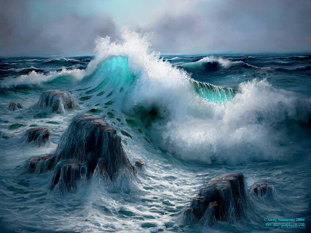 في بحر الحياة