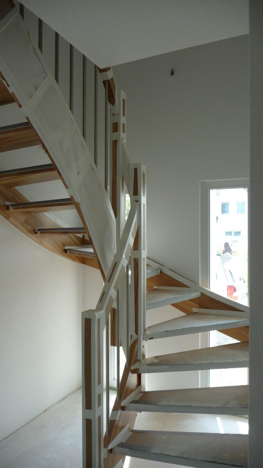 wir bauen mit fingerhaus ein flair 200 die w nde sind fertig. Black Bedroom Furniture Sets. Home Design Ideas