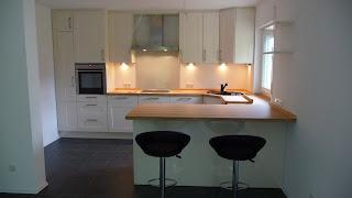Fingerhaus küche  Wir bauen mit FingerHaus ein Flair 200: Küche ist da!