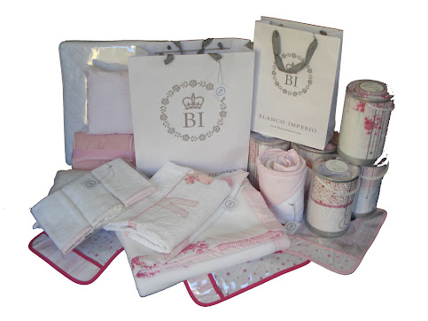 Set de nacimiento en rosa