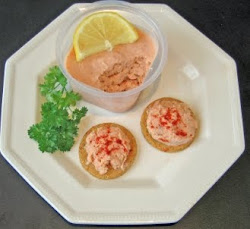 SUPER SMOKED SALMON PATE