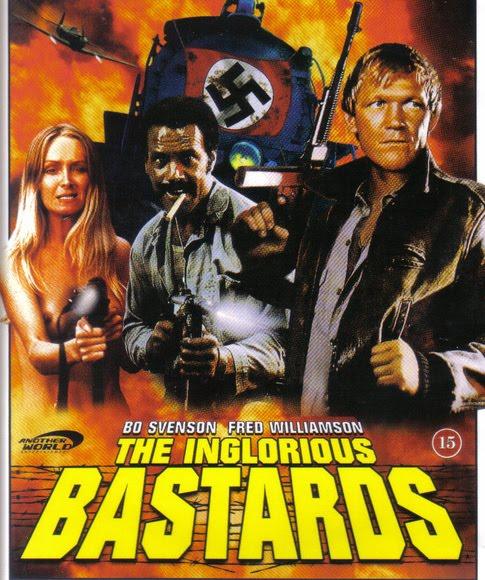Movie reveiw of inglorious bastards