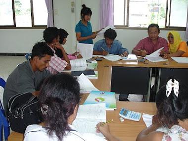 หลักสูตรระยะสั้นการทำบัญชีกองทุนหมู่บ้าน