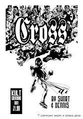 Buy the Reverend Cross comic below!