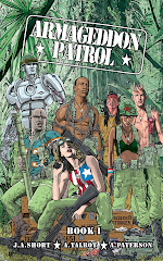 Armageddon Patrol Book 1