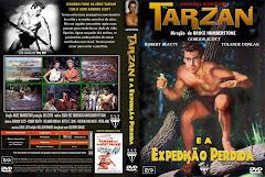 TARZAN A EXPEDIÇÃO PERDIDA