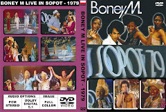 BONEY M - LIVE IN SOPOT 1979