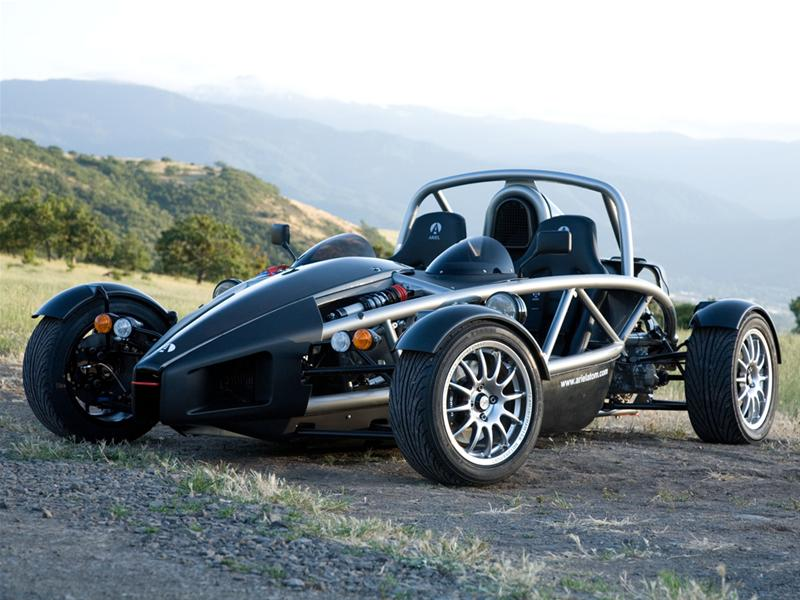 Sports Car : The Ariel Atom