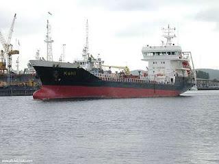 Προσάραξη πλοίου στο Πλατυγιάλι